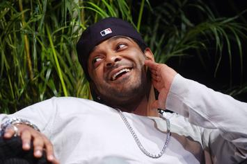 "Jim Jones Thinks The Mase & Cam'Ron Beef Is ""All Publicity"""