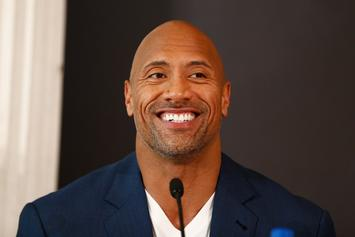 "Dwayne ""The Rock"" Johnson Is Going To Be A Father Again"