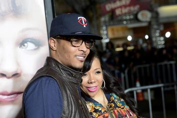 """T.I. & Tiny Supposedly Like To Keep Things """"Hood And Sexy"""" In The Bedroom"""