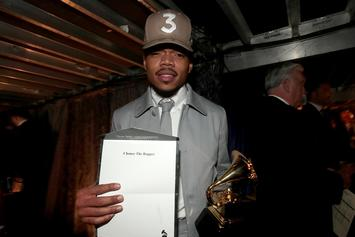 """Chance The Rapper Gives His Daughter A Shout Out On """"Sesame Street"""""""