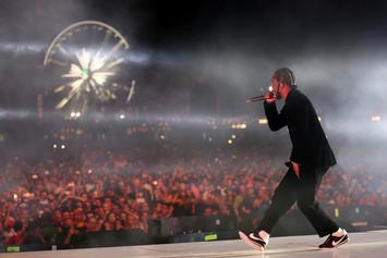 Kendrick Lamar Works With A Man Who Tried To Rob His Dad's Restaurant