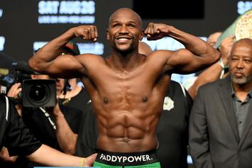 Floyd Mayweather Says He Can Make $1 Billion In Multi-Fight UFC Deal