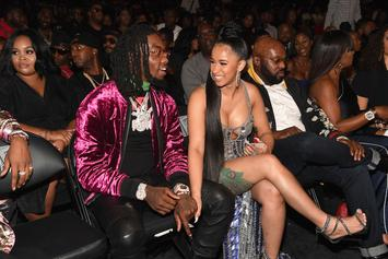 Cardi B Gifts Offset New Rolls-Royce Wraith, Watch For His Birthday