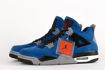 "Eminem x Air Jordan 4 ""Encore"" Releasing Via Raffle: Details"