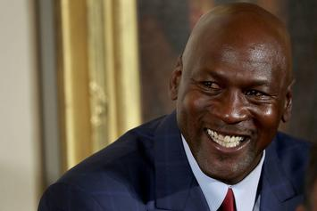 Michael Jordan Named World's Highest-Paid Athlete Ever