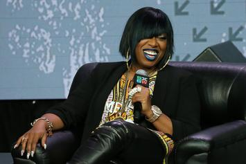 "Missy Elliott To Be Honoured At ""Black Women In Music"" Celebration"