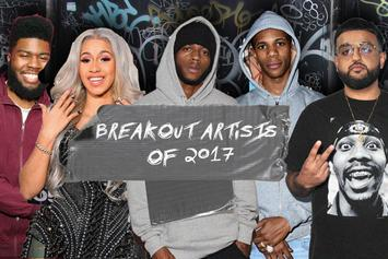 Breakout Artists Of 2017