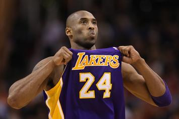 Lakers To Officially Retire Kobe Bryant's Jerseys Tonight