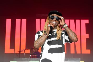 Lil Wayne Donates Toys To Children In New Orleans