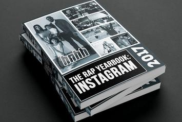 The Rap Yearbook: Instagram 2017