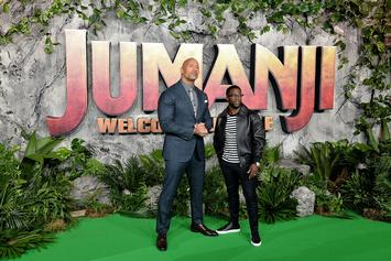 Kevin Hart & Dwayne Johnson Hilariously Roast Each Other In New Video
