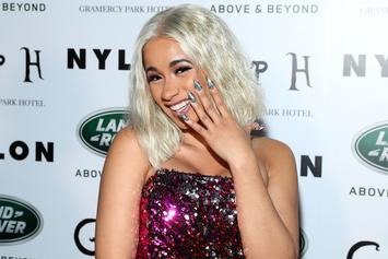 Cardi B Talks Offset Engagement, Grammys, & More On Jimmy Fallon