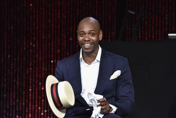 Dave Chappelle Will Drop Two Netflix Specials On New Year's Eve