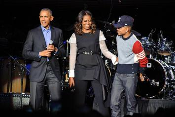 """Chance The Rapper & Barack Obama Join Forces For """"My Brother's Keeper"""" PSA"""