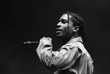 "A$AP Rocky Previews New Song ""Gang"""