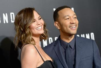 Chrissy Teigen's Dad Gifted John Legend A Penis Warmer For Christmas