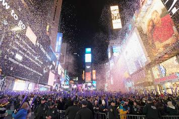 New Year's Eve In New York City Could Be Among Coldest On Record