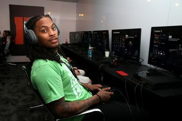 """Waka Flocka Talks Gucci Mane Beef, Says He's Never Seen A Dime For """"No Hands"""""""