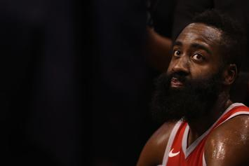James Harden Blasts NBA's Two-Ref Officiating Crew After Loss To Celtics