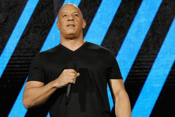 Vin Diesel Dominates The 2017 Box Office As The Highest Grossing Actor