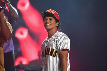 "Bruno Mars Sued By Rap Group For ""Uptown Funk"" Similarities"
