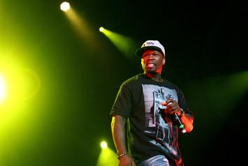 50 Cent Clowns On Puff Daddy While Laid Up In A Hospital Bed