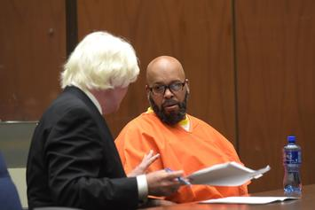 Suge Knight Says Cops Are Spying On His Calls With His Lawyers