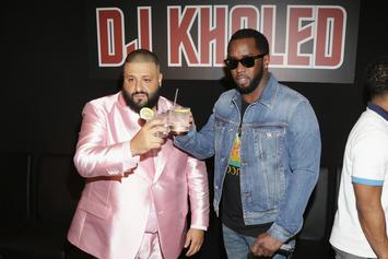 """The Four"" Premieres Tonight With Diddy, DJ Khaled & More As Judge"