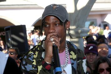 Listen To Travis Scott & Saint Laurent's Playlist Feat. Young Thug, James Blake, Big Moe