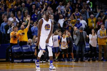 """Draymond Green On Battles With NBA Referees: """"A Lot Of It Is Personal"""""""