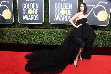 Kendall Jenner Dragged For Golden Globes Appearance