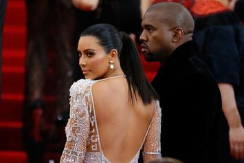 Kim Kardashian Elicits Mixed Reactions With Half-Dressed Instagram Photo Ad