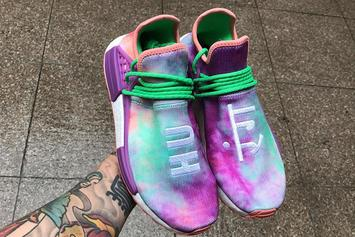 Pharrell's New Adidas NMD To Release During India's Holi Festival