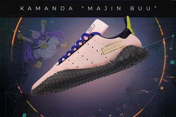 "Adidas x Dragon Ball Z Collection: ""Majin Buu"" Sneaker Revealed"