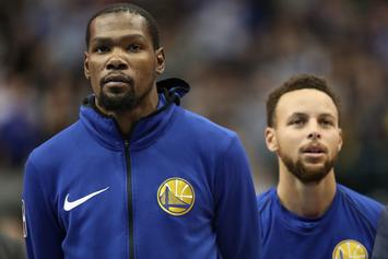 Kevin Durant Not Interested In Being Captain For All-Star Game