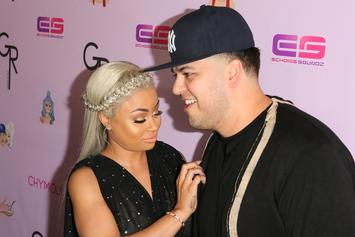 Blac Chyna Signs Family Law Agreement With Rob Kardashian