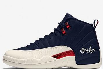Three New Air Jordan 12 Colorways Releasing In 2018: Preview