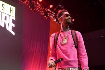 PnB Rock Urinates On Hotel Room Floor After Being Kicked Out For Smoking Weed