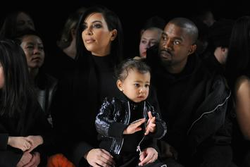 Kanye West & Kim Kardashian Reportedly Turn Down Millions For Baby's First Pictures