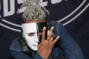 XXXTentacion Donates Musical Instruments And PS4s To Foster Homes