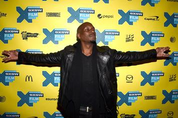 Tyrese Checks Up On The Game Following The Death Of Game's Father