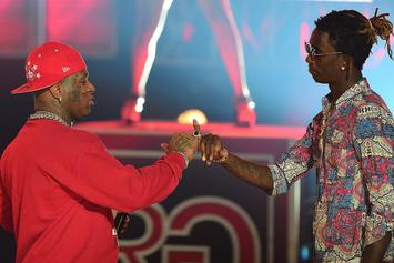Young Thug Pledges Loyalty To Birdman