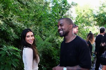 Kanye West & Kim Kardashian Have Officially Named Their Baby Girl