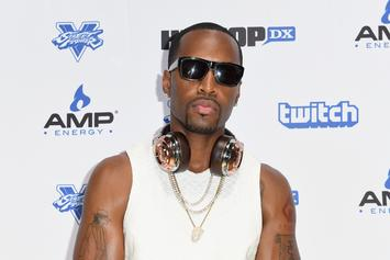 """Safaree Samuels Claps Back At Fan Who Called Him A """"F**king Clown"""""""