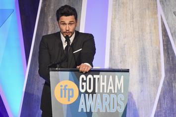James Franco Snubbed From Oscar Nominations Amid Sexual Harassment Claims
