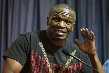 Floyd Mayweather Sr. Accused Of Assaulting Woman; Arrest Warrant Issued