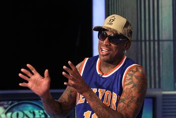 "Dennis Rodman Reportedly Leaves Rehab To Begin ""Long Term Treatment"""