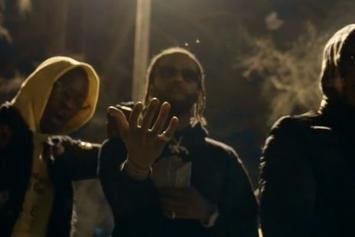 "Young Thug Joins Gunna & Hoodrich Pablo Juan In New Video For ""Almighty"""