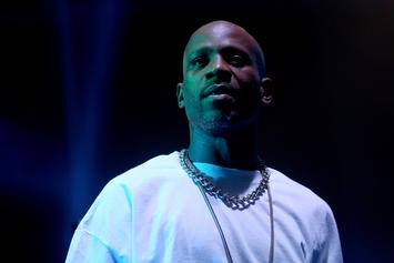 DMX Is Reportedly Going Back To Jail Following Failed Drug Test