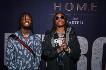 Quavo's Brawl With Jeweler Allegedly Over Offset's Debt